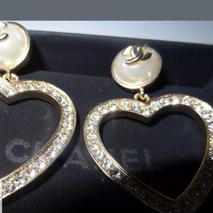 💯😘😘Athuntic chanel Earrings